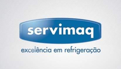 Cliente Servimaq Refrigeração – Redesenho de Marca