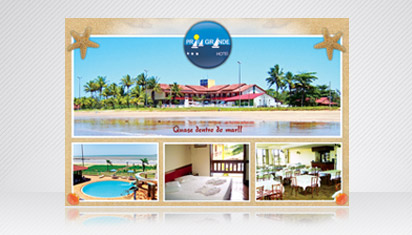 Cliente Hotel Praia Grande – Postal