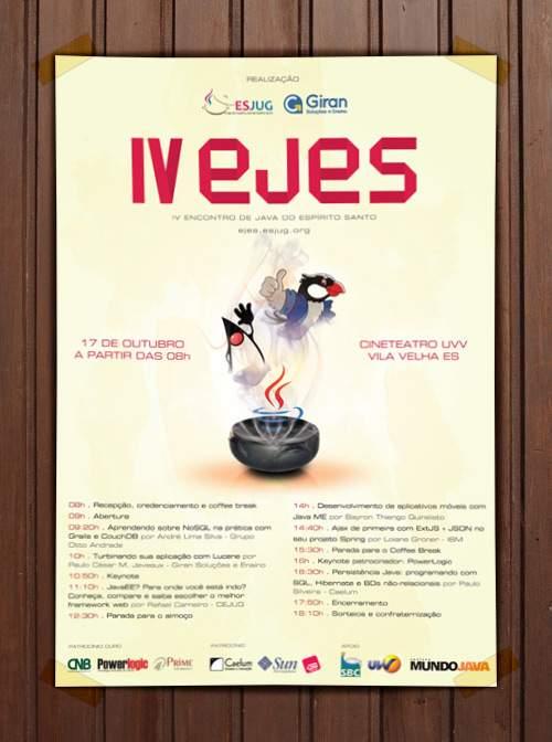 IV Encontro de Java do Espírito Santo (EJES)