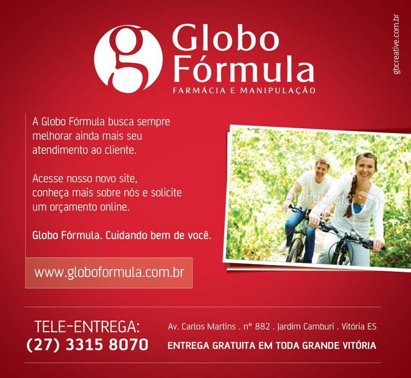 Cliente Globo Fórmula