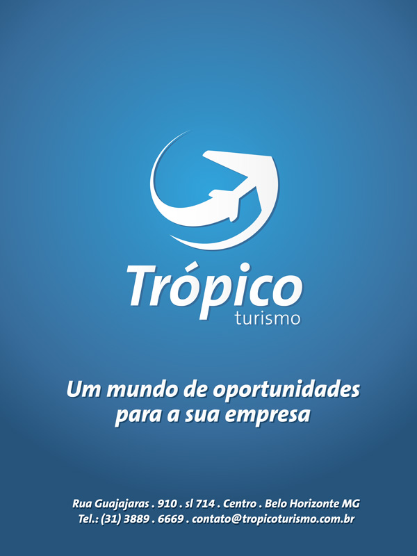Cliente Trópico Turismo