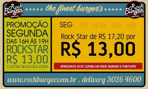 Cliente Rock Burger