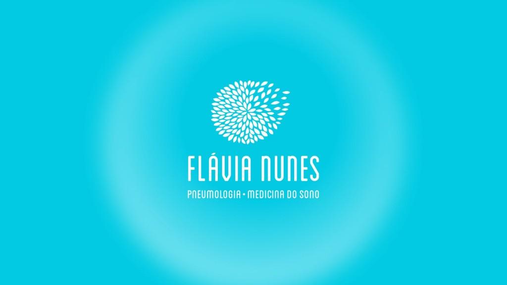 Dra. Flávia – Marca e papelaria